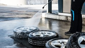 Storage for tyre service companies in Nottingham