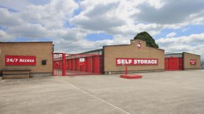 Storage in Nottingham that fits everyone's needs