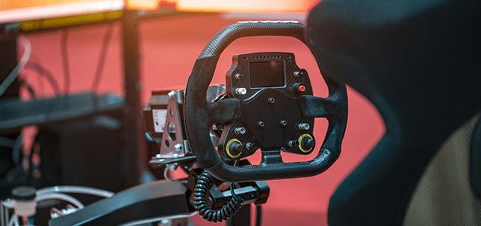 Steering wheel car part