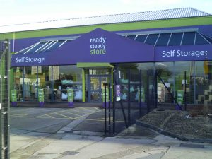Ready Steady Store outside entrance view