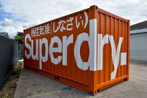 superdry container
