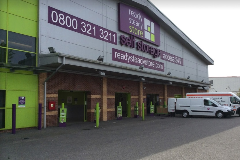 Self Storage Manchester Household Amp Business Storage