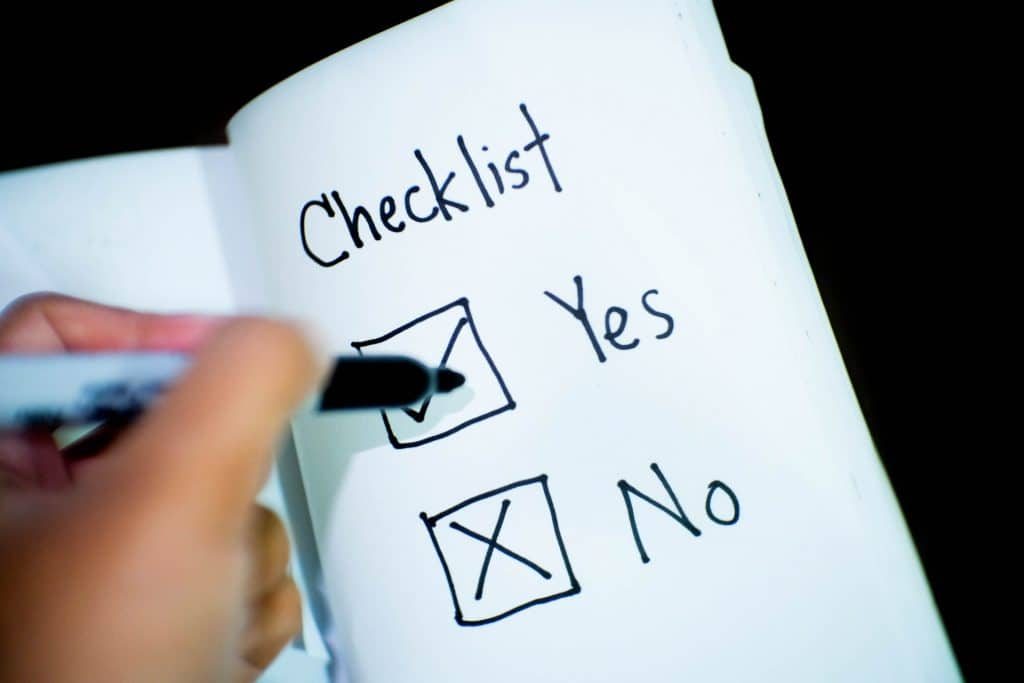 house viewing checklist ready steady store