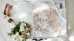 How to store your wedding dress