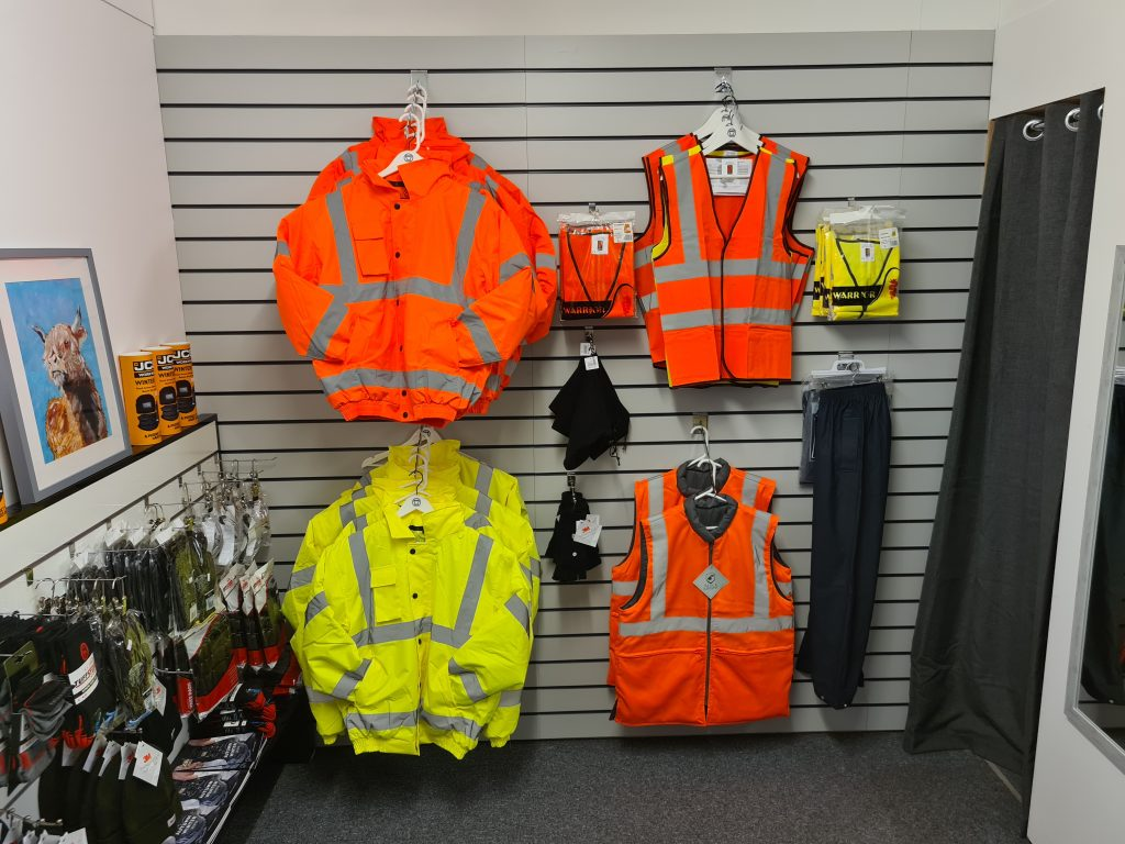 TMA workwear Doncaster