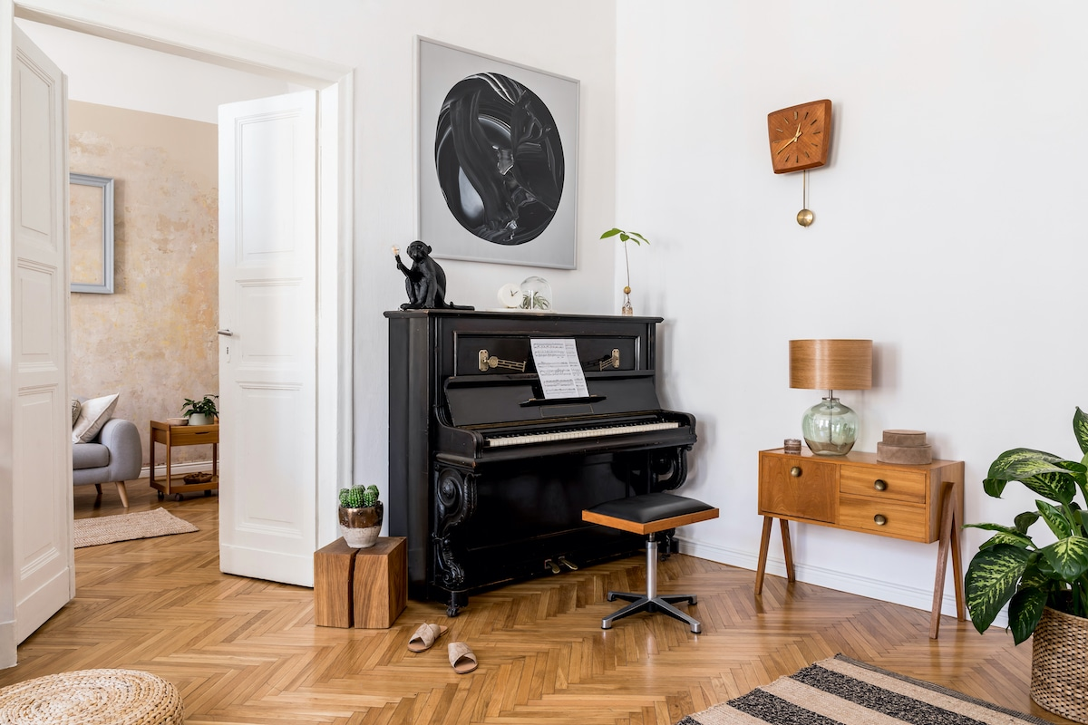 The dos and don'ts of storing a piano in a storage unit