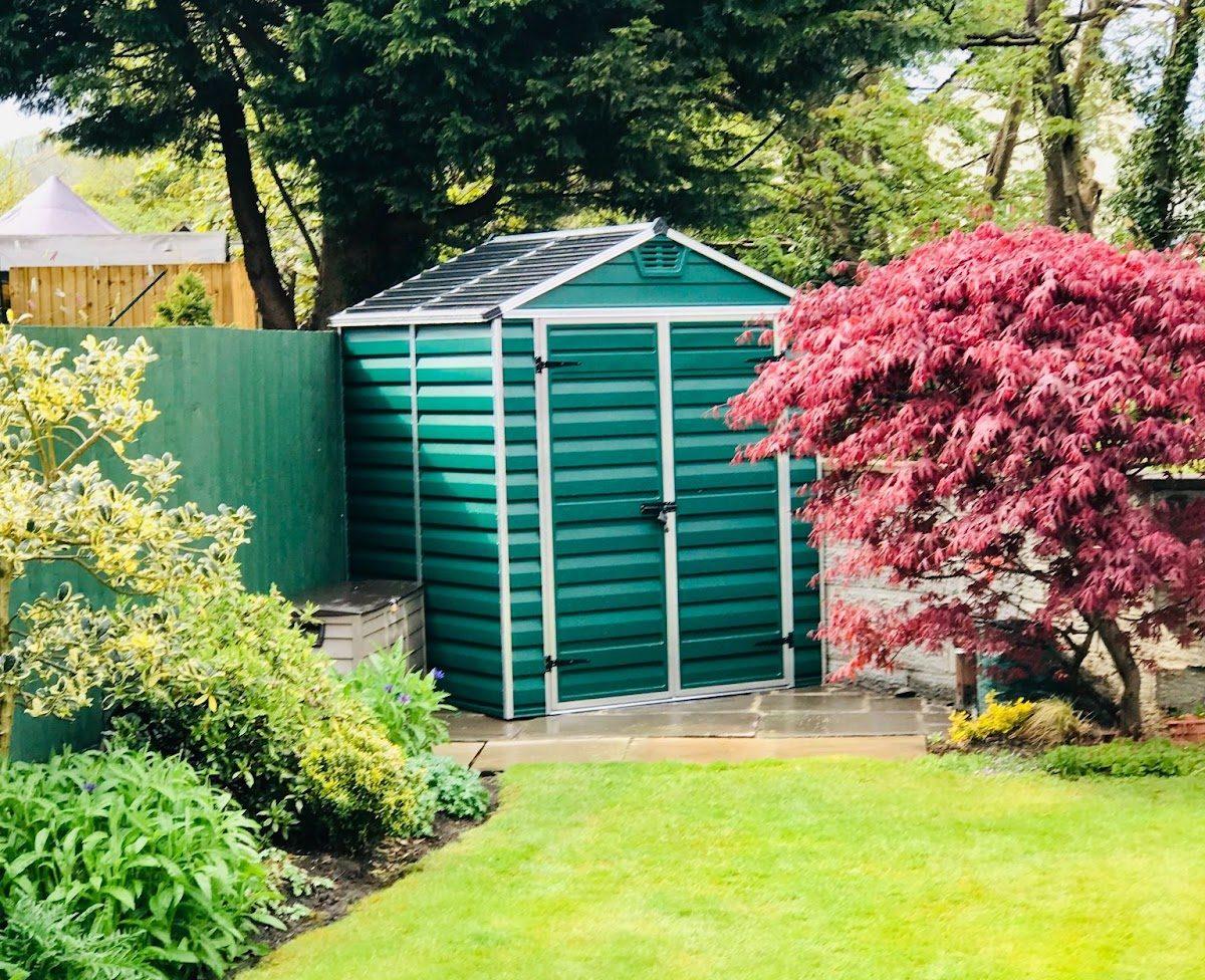 7 crafty shed organisation ideas